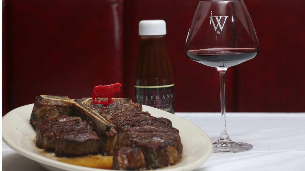 Uber Fare Review >> Newly opened Wolfgang's Steakhouse in Central doesn't ...