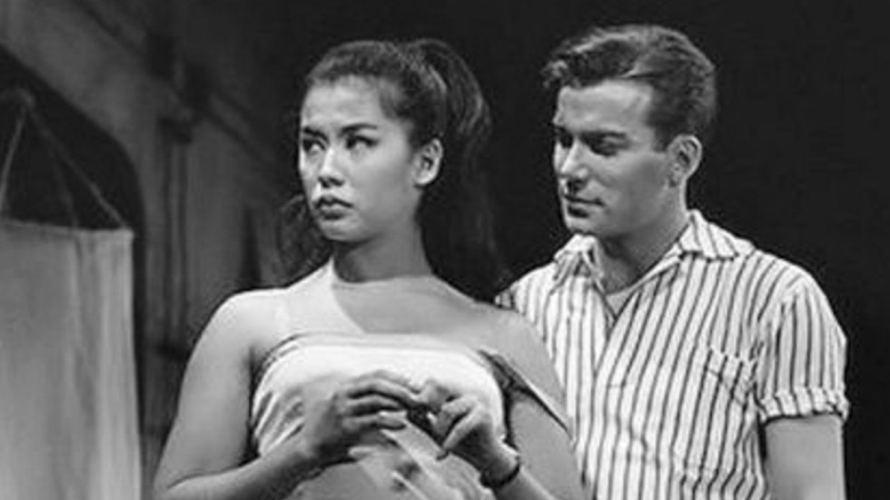 actor william shatner on why the world of suzie wong was a