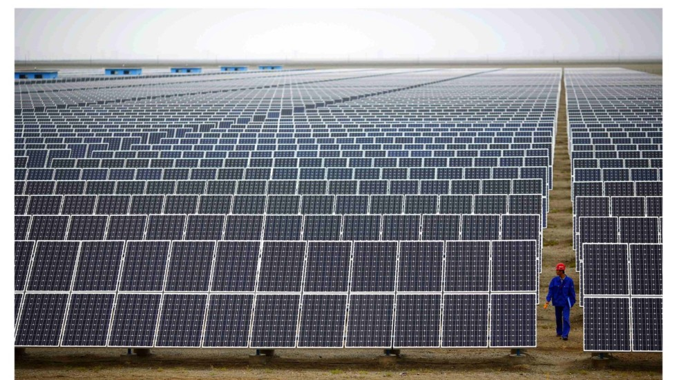 China S Ageing Solar Panels Are Going To Be A Big