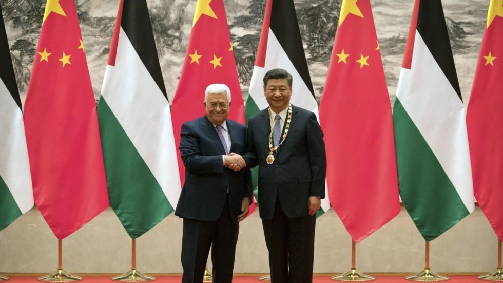 Suarakan Dukung Palestina, China Akui Yerusalem Ibukota Palestina