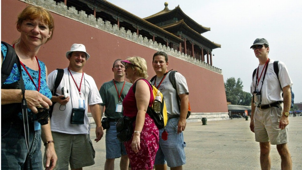 Technology Management Image: Chinese Tourists Are Everywhere, But Why Are Foreign