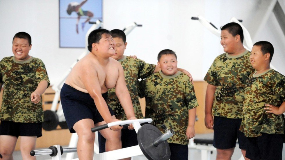 Overweight camps for adults