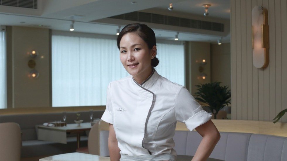 Restaurant Review Tate In Sheung Wan Chef Vicky Lau Cooks With