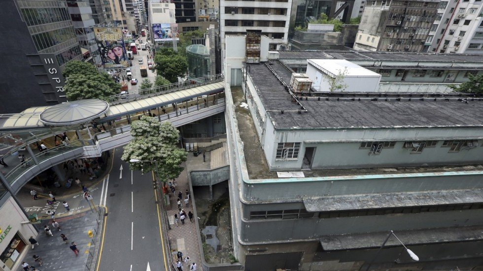 Work To Begin On Hong Kong S Historic Central Market But