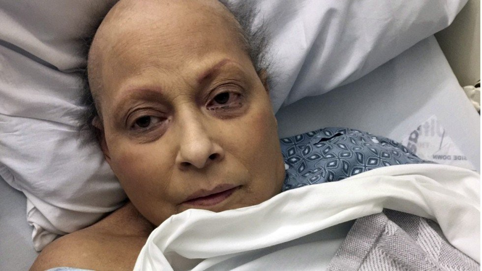 Dying Cancer Patient Wins Record Us 417m In Lawsuit That