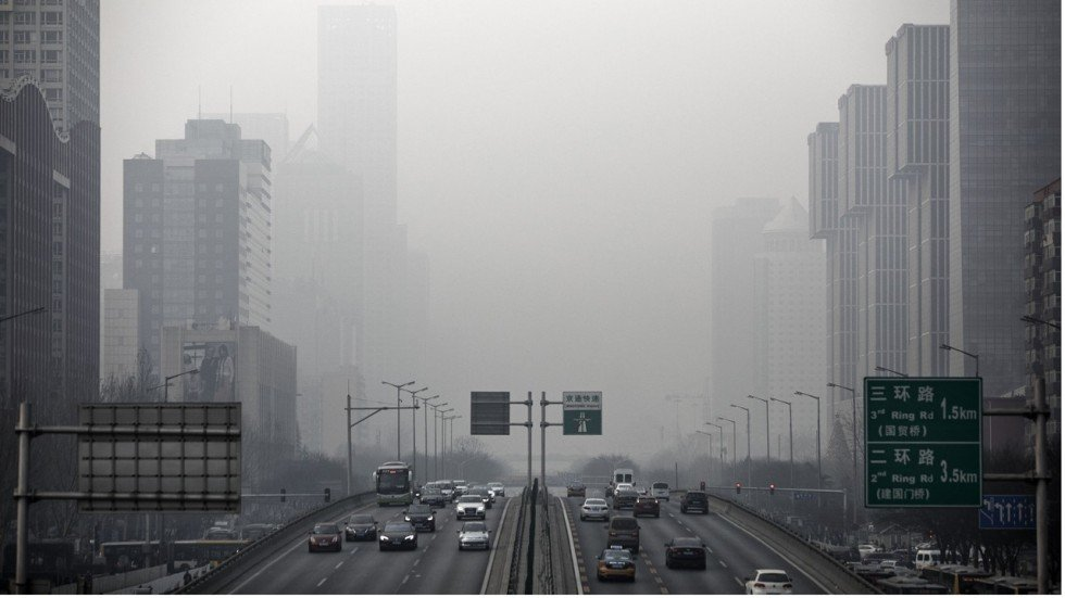 china vows big winter air pollution cuts in northern