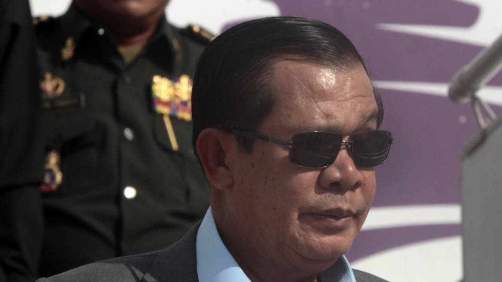 106ebea0f172 Cambodia s prime minister vows to rule for another 10 years as ...