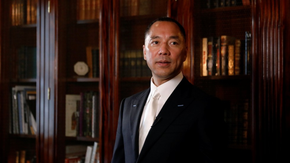 Fugitive Chinese Tycoon Guo Wengui Seeks Asylum In The Us South