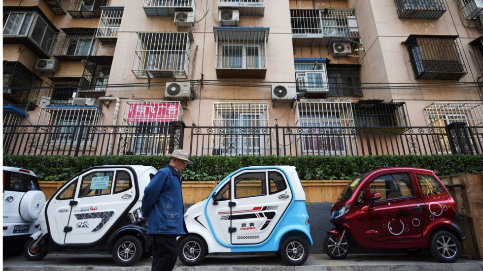 China S Electric Car Boom To Spill Over Into Asia Pacific Bonanza