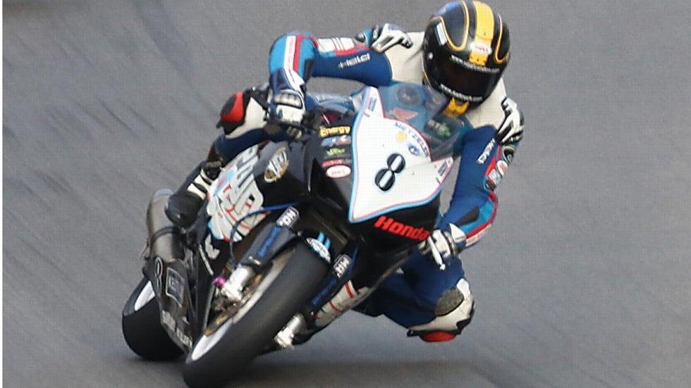 Tragedy as British rider Daniel Hegarty dies in crash at Macau ...