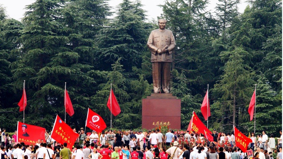 Image result for Chinese scholars sign open letter calling for release of Maoist intellectual