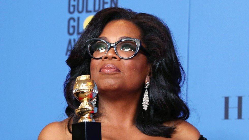golden globes oprah winfrey denies a run for president despite  golden globes oprah winfrey denies a run for president despite massive groundswell of support