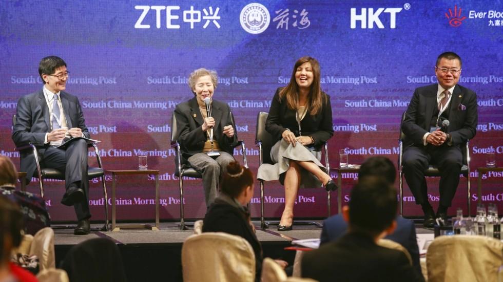 Hong Kong Shouldn T Just Connect Mainland To World But