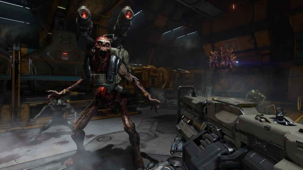 Image result for doom-warrior-screen-5