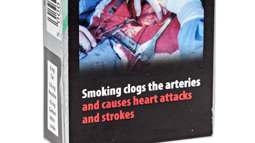 smoking 1 cigarette a day effects pdf