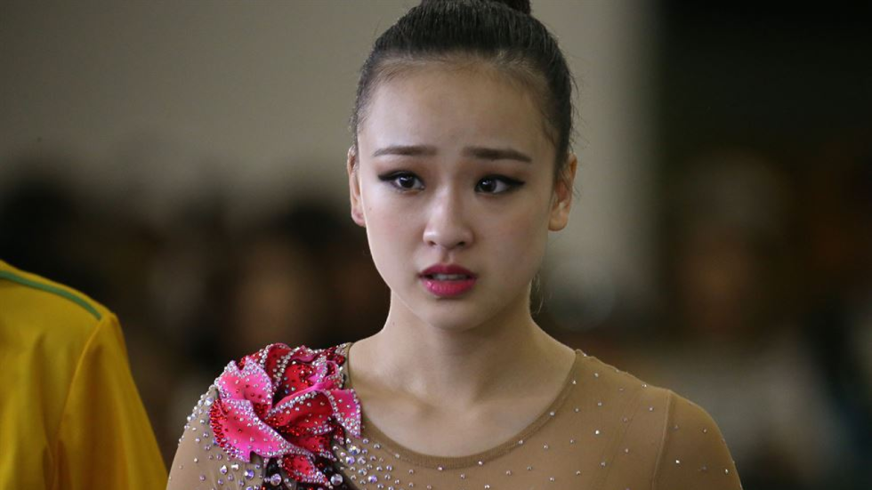 Cyber Bullies Criticise South Korean Gymnast Son Yeon Jae For