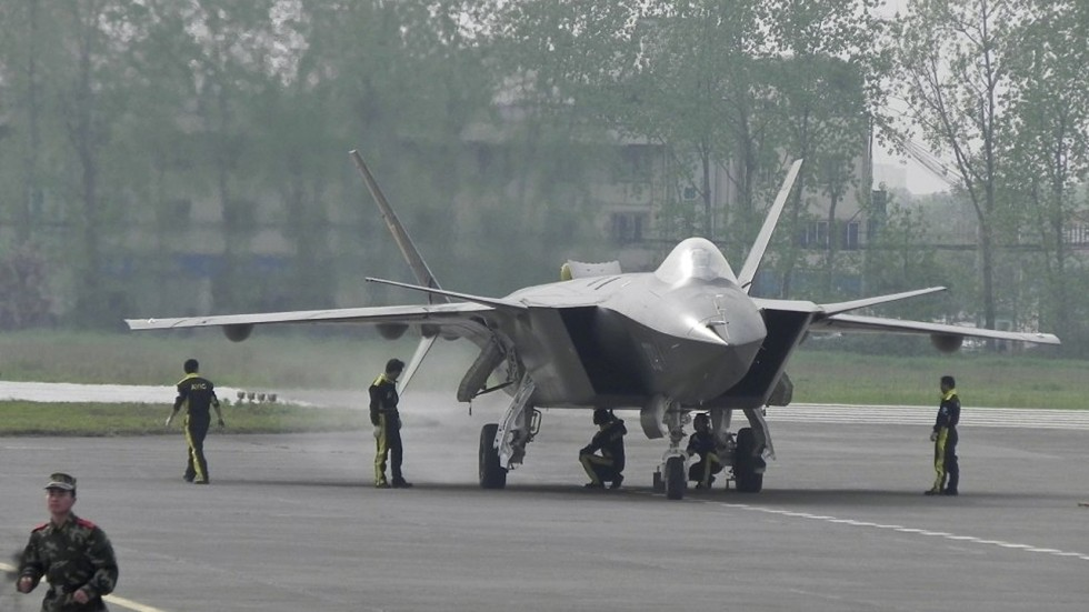 Image result for chinese j 20 stealth fighter