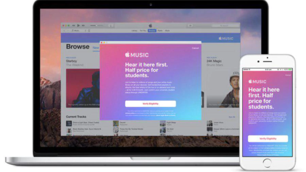 Apple music unveils streaming service for malaysian university new straits times malvernweather Gallery
