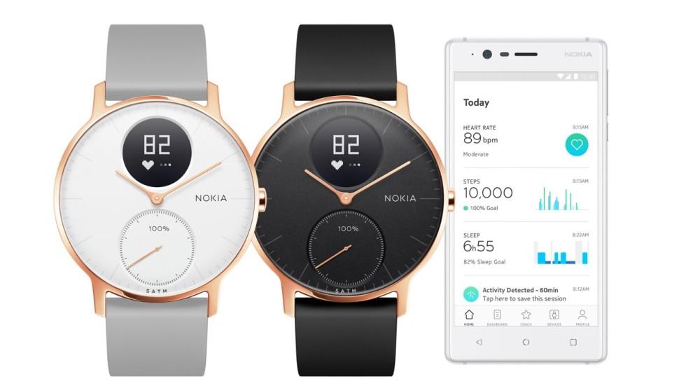 Nokia Steel HR Review Fitness Tracker That Looks Like Wristwatch