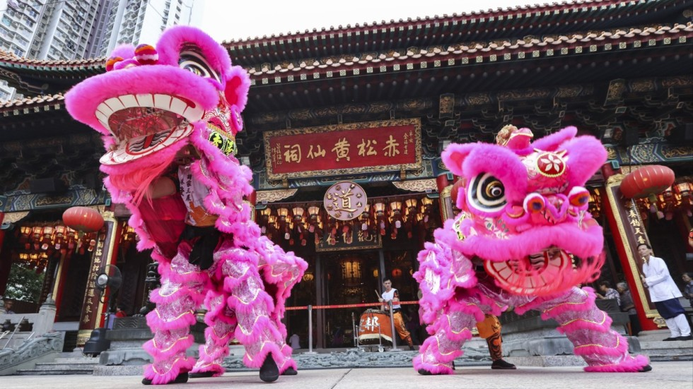 Lion dancing: history, traditions and its special place in ...