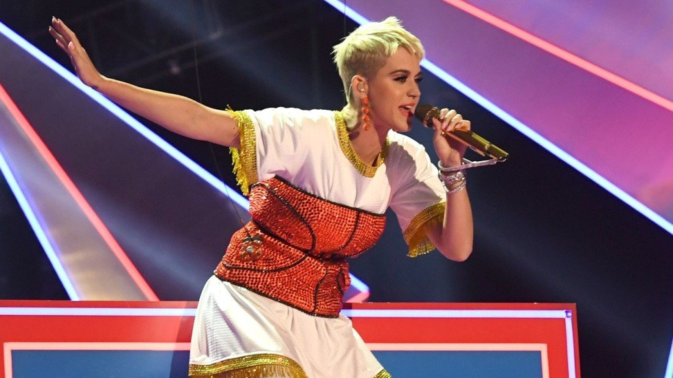 Katy perry her fame assured wants american idol to find a star associated press voltagebd Gallery