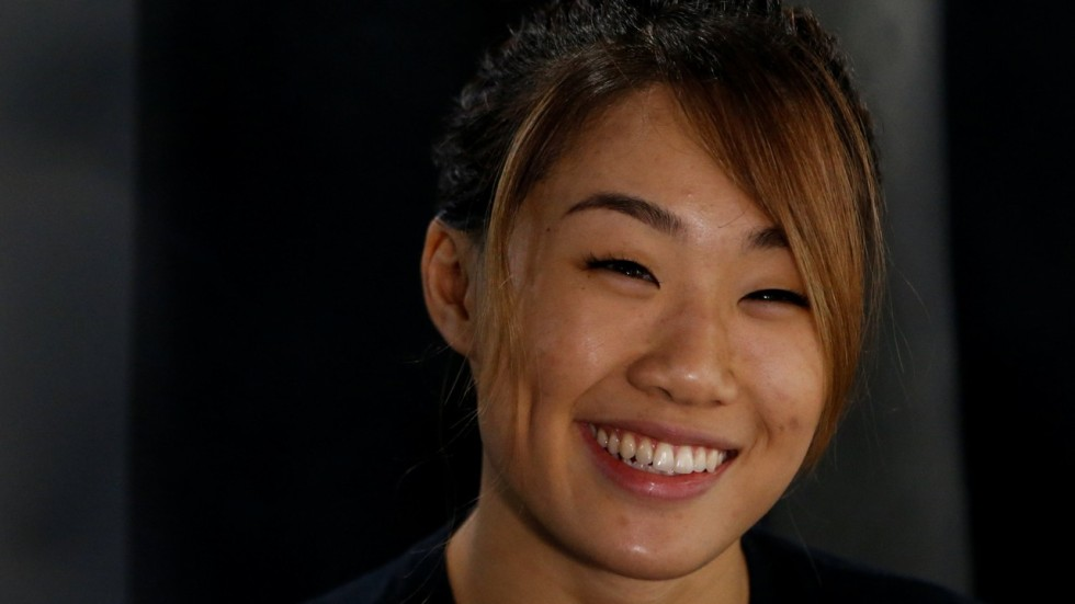 Miraculous Angela Lee Ready For Her Return To The Cage After