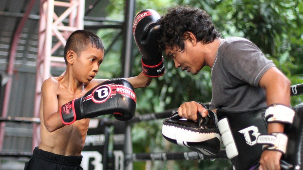 Muay thai fight couples non profit gym gives sense of purpose to muay thai fight couples non profit gym gives sense of purpose to thai village children south china morning post malvernweather Gallery