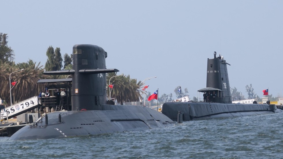 us gives boost to taiwan s plans to build submarines south china