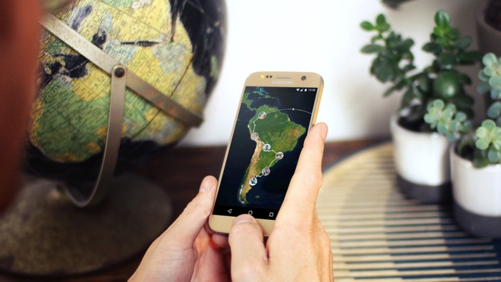 three best travel journal apps for logging trips and sharing your