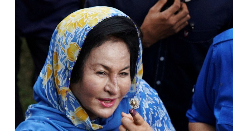 Image result for Rosmah Mansor