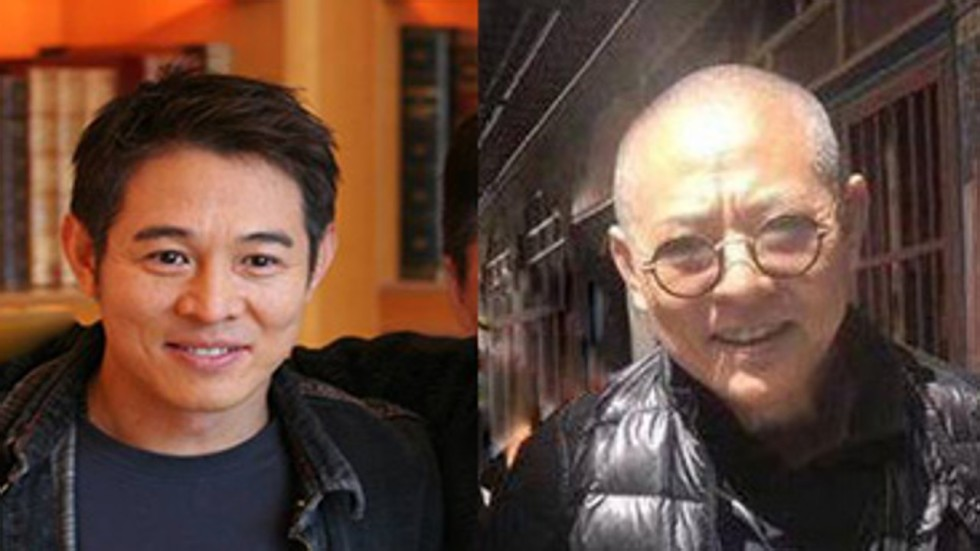is this the same jet li we all know martial arts legend battles