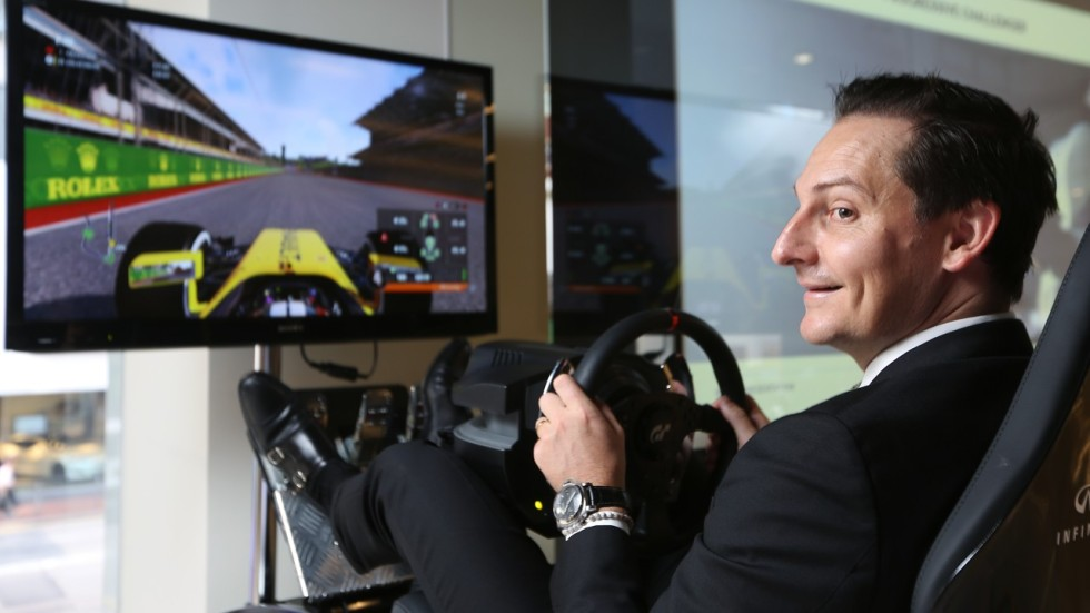Infiniti Lab Where A Carmaker Drives Ideas To Become Businesses Of