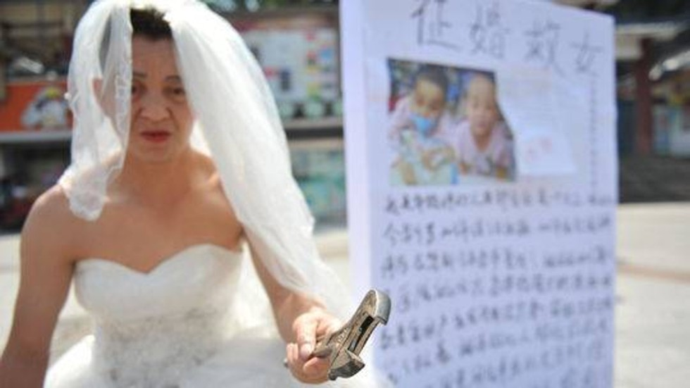 Chinese Father Of Cancer Stricken Girl Offers Himself As Bride To