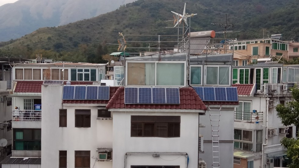 Why Hong Kong S Solar Energy Push Risks Leaving Out