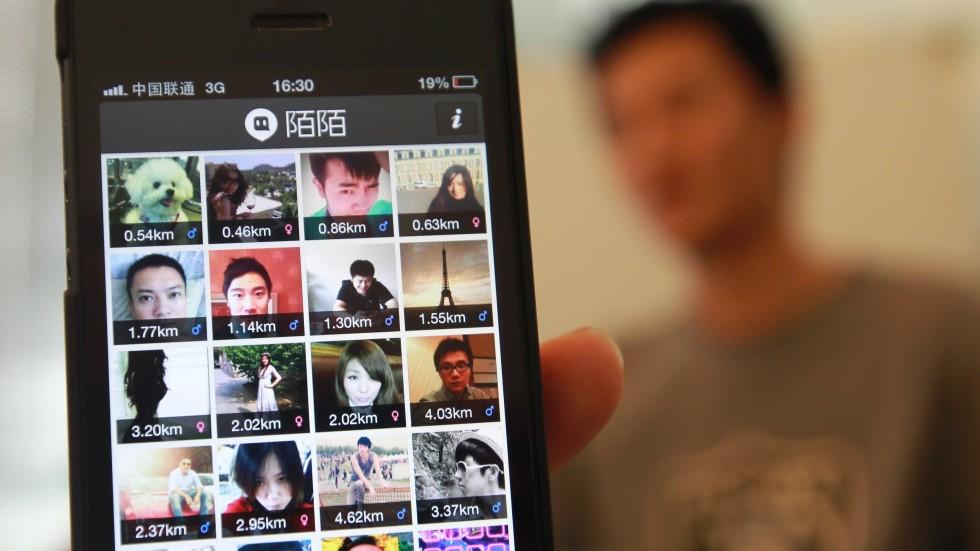 Hookup-Apps für iPhone