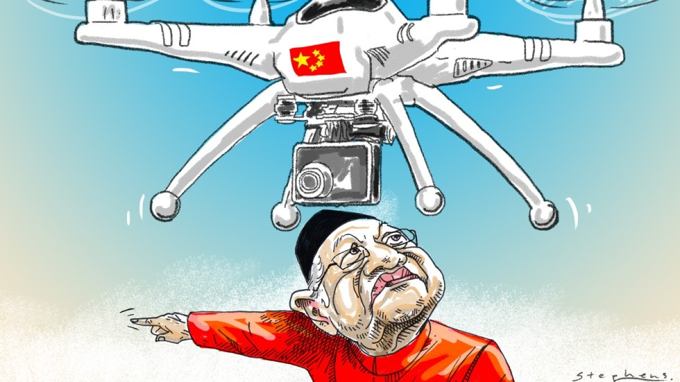 While Beijing have once appreciated the long-lived Malaysian prime  minister's straight talking, China's leaders have less taste for it now  that they are the ...
