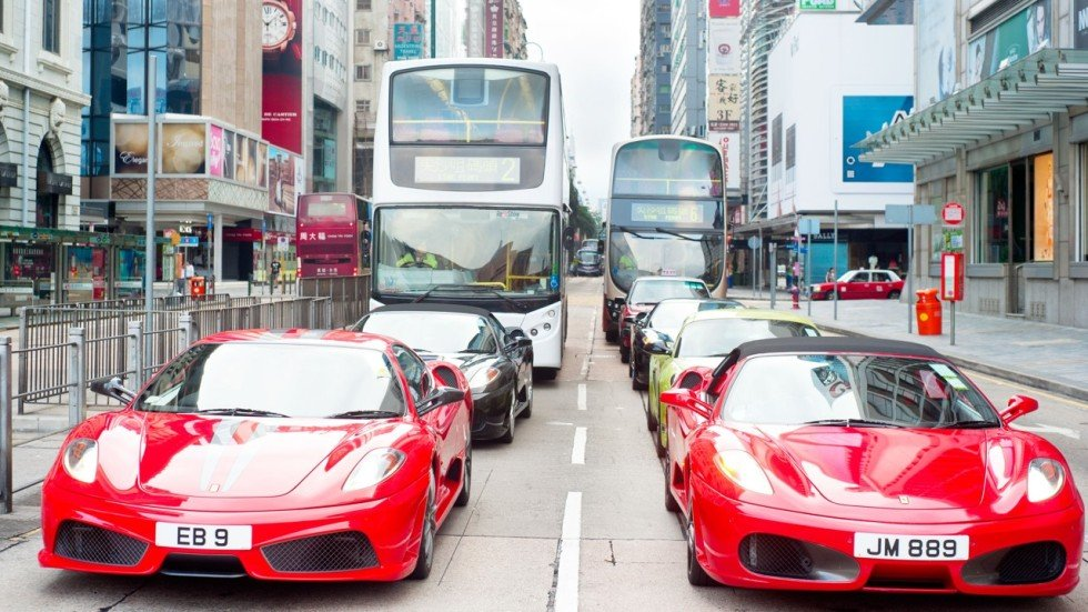 The Crazy Rich Asians Of Hong Kong And What They Spend Big On Cars