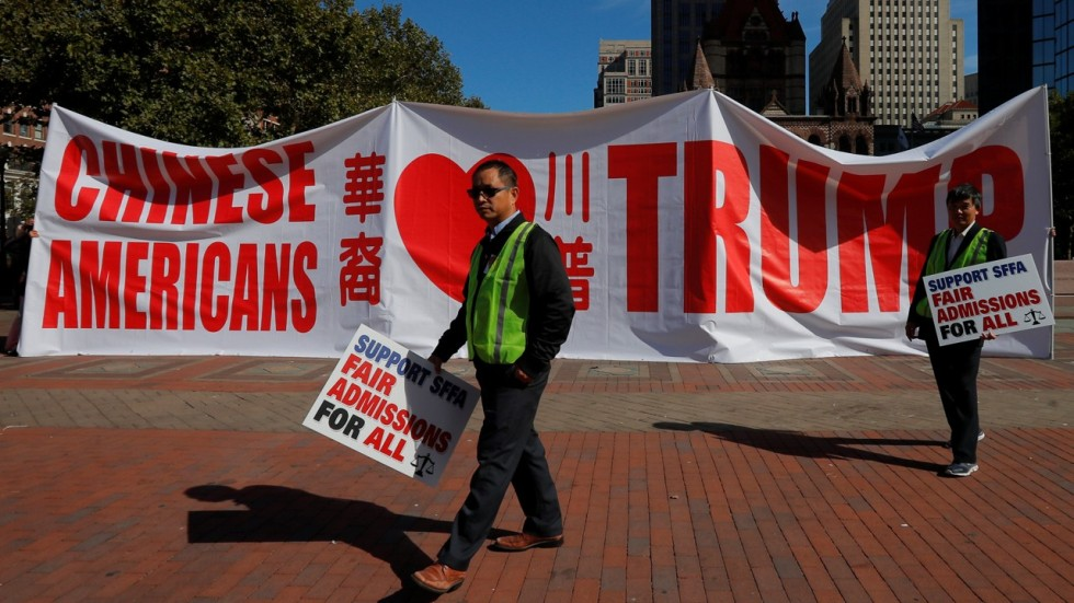 Harvard trial: Republicans court Asian-Americans with ...