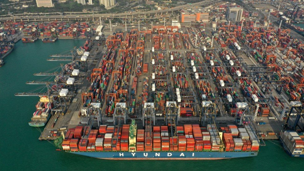 As The Trade War Intensifies The Maritime Industry In Hong Kong