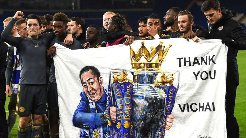 a3feda229 Vichai Srivaddhanaprabha  statue will honour Leicester City owner at ...