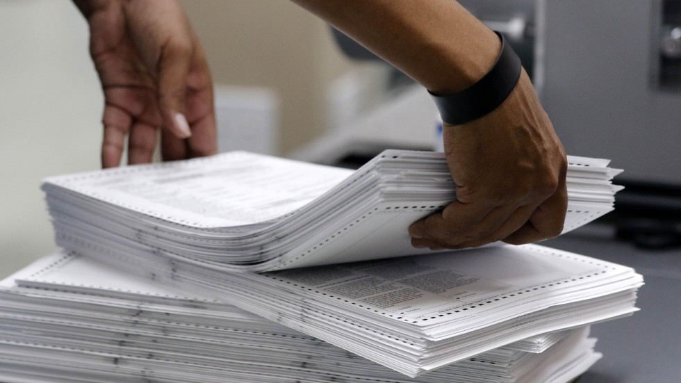 Florida Election Recount Underway As Tensions Rise Over Rejected