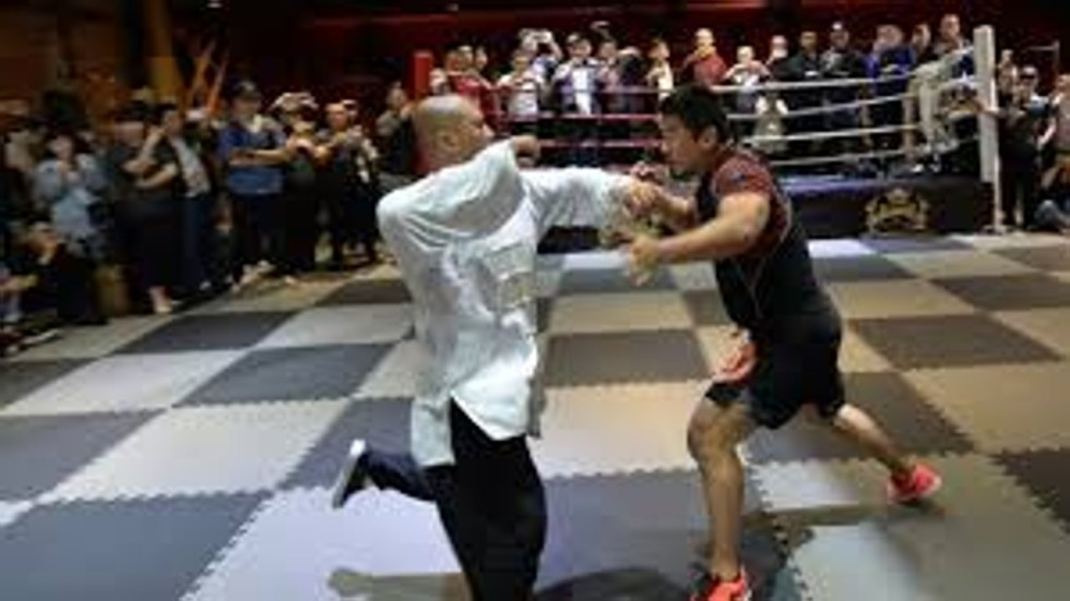 xu xiaodong the chinese mma fighter challenging fake kung fu gets rh scmp com