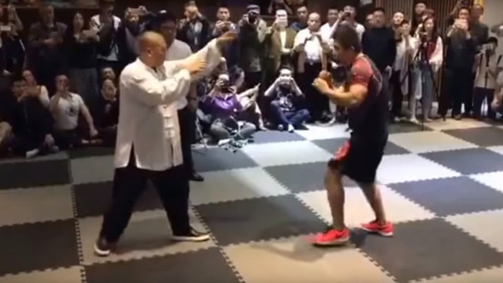 xu xiaodong the chinese mma fighter who pummels martial arts rh scmp com