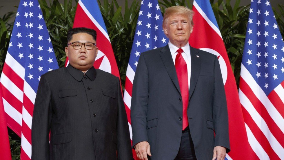 b3f1dccd0046 A Second Donald Trump Kim Jong Un Summit They Don T Even Agree On