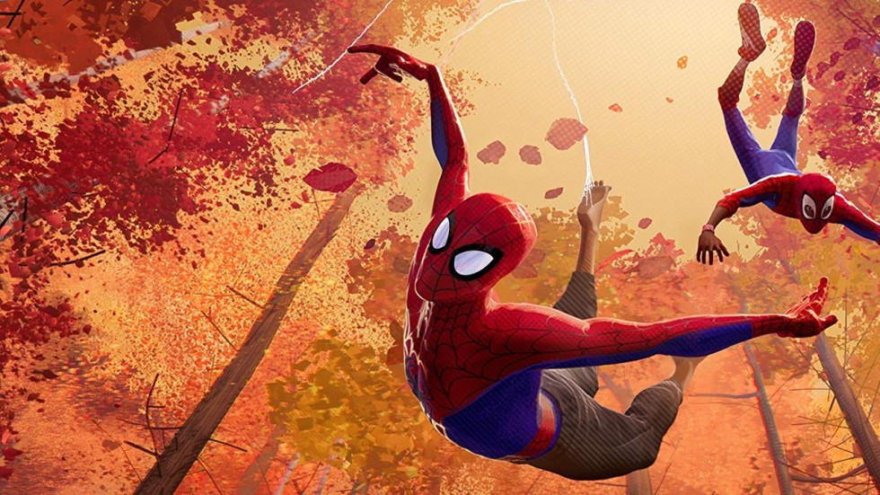 Image result for spider man into the spider verse dr octopus