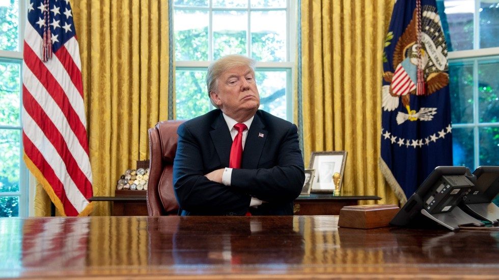 Image result for donald trump all alone