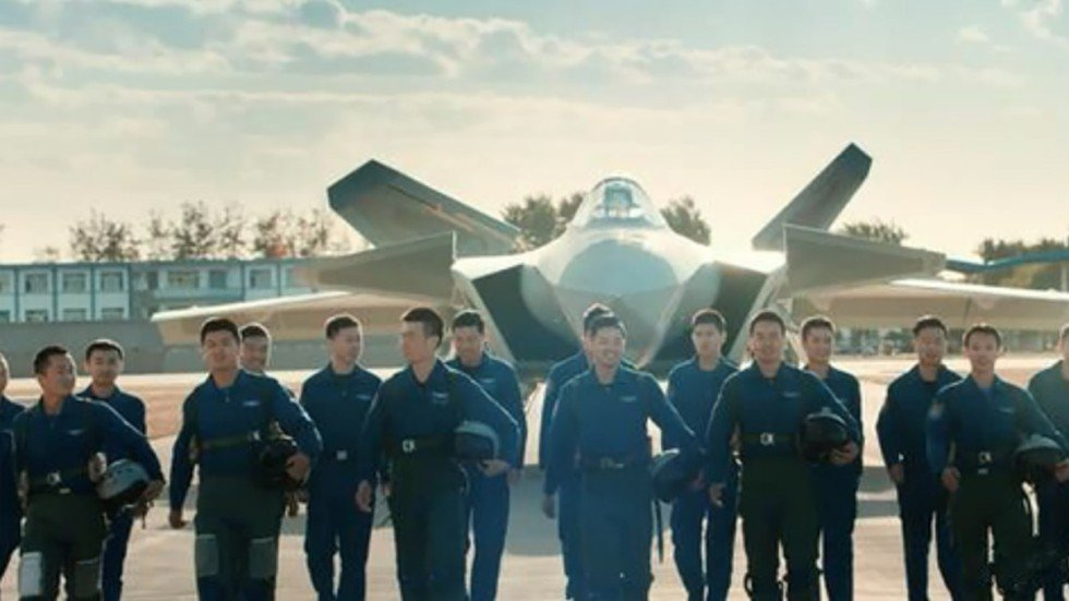 China S Air Force In Recruitment Drive For J 20 Stealth Fighter