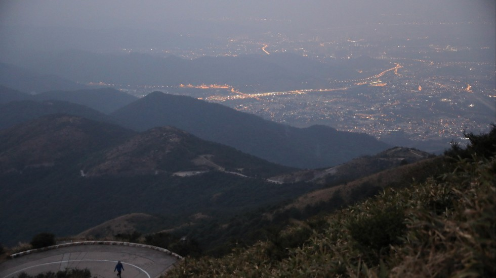 The French Agree Tai Mo Shan Ultra Is One Of The Toughest Races In