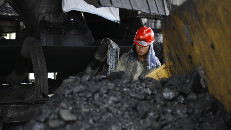 The seaport is expected to handle vast amounts of coal and other natural resources. Image: Reuters
