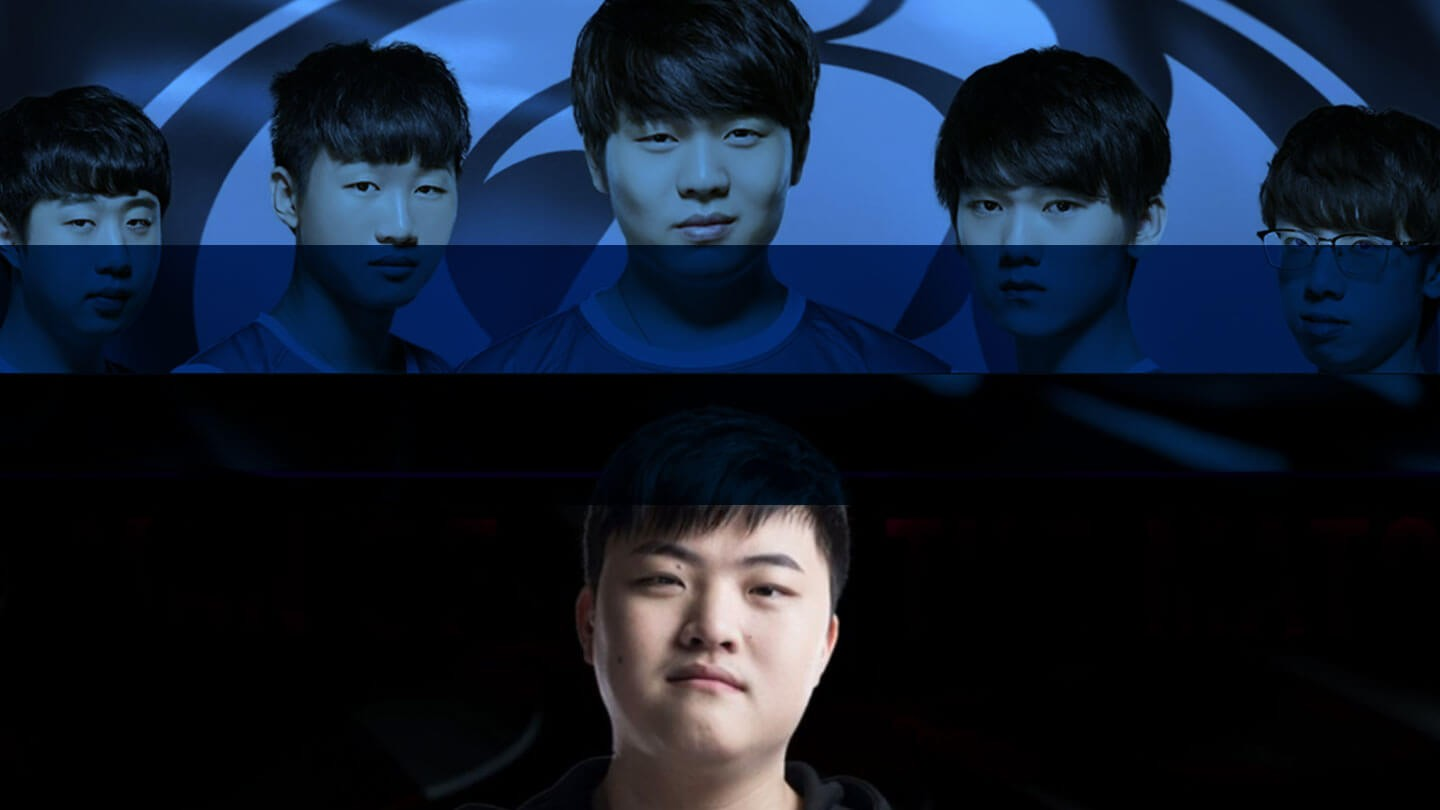 League of Legends star Uzi faces Chinese playboy's superteam in LPL final